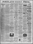 Portland Daily Press: September 05,1862