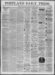 Portland Daily Press: September 06,1862