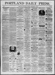Portland Daily Press: September 08,1862