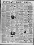 Portland Daily Press: September 13,1862
