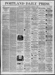 Portland Daily Press: September 15,1862