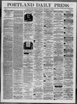 Portland Daily Press: September 16,1862