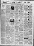 Portland Daily Press: September 18,1862