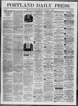 Portland Daily Press: September 19,1862
