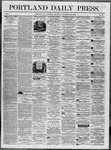 Portland Daily Press: September 20,1862