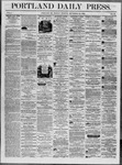 Portland Daily Press: September 22,1862