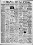 Portland Daily Press: September 26,1862