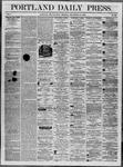 Portland Daily Press: September 27,1862