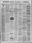 Portland Daily Press: September 30,1862