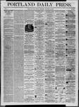 Portland Daily Press: October 03,1862