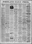 Portland Daily Press: October 04,1862