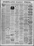 Portland Daily Press: October 06,1862