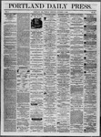 Portland Daily Press: October 07,1862