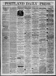 Portland Daily Press: October 08,1862