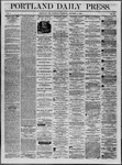 Portland Daily Press: October 09,1862