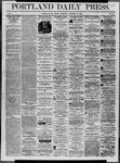 Portland Daily Press: October 10,1862