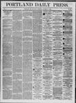 Portland Daily Press: October 11,1862