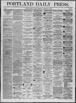 Portland Daily Press: October 14,1862