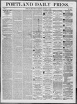 Portland Daily Press: October 17,1862
