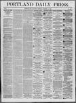 Portland Daily Press: October 18,1862