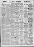 Portland Daily Press: October 20,1862