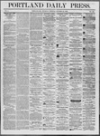 Portland Daily Press: October 23,1862