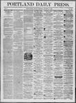 Portland Daily Press: October 27,1862