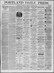 Portland Daily Press: October 29,1862