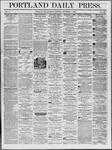 Portland Daily Press: November 01,1862