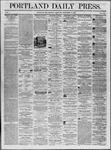 Portland Daily Press: November 03,1862