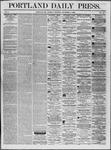Portland Daily Press: November 04,1862