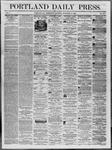 Portland Daily Press: November 05,1862