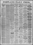 Portland Daily Press: November 06,1862