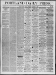 Portland Daily Press: November 07,1862
