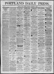 Portland Daily Press: November 11,1862
