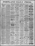 Portland Daily Press: November 13,1862