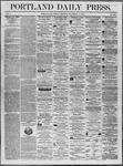 Portland Daily Press: November 14,1862