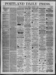 Portland Daily Press: November 17,1862