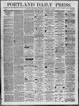 Portland Daily Press: November 18,1862