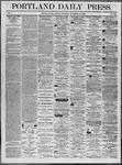 Portland Daily Press: November 24,1862