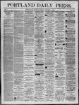 Portland Daily Press: November 27,1862