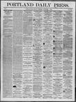 Portland Daily Press: December 01,1862