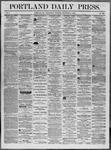 Portland Daily Press: December 03,1862