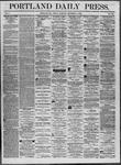 Portland Daily Press: December 05,1862