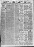 Portland Daily Press: December 06,1862