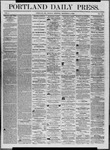 Portland Daily Press: December 08,1862