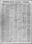 Portland Daily Press: December 09,1862