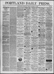 Portland Daily Press: December 10,1862