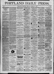 Portland Daily Press: December 11,1862