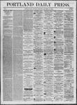 Portland Daily Press: December 13,1862